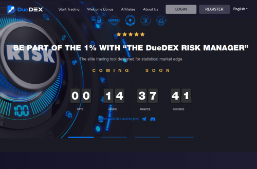 Duedex – Site like BitSeven