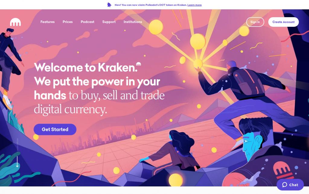 kraken.com