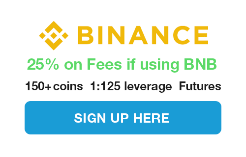 Binance discount