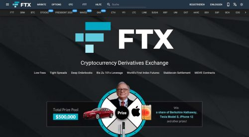 FTX altcoin markets
